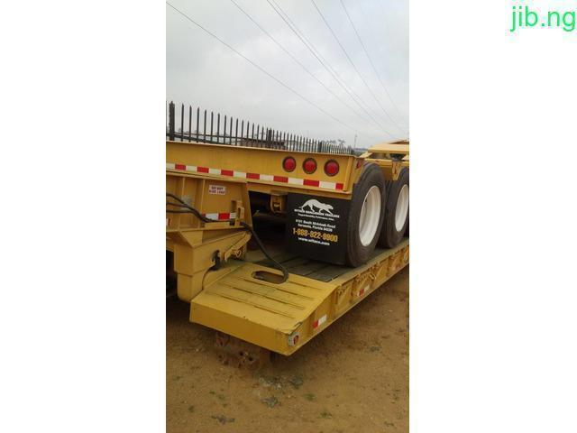 40tons low bed
