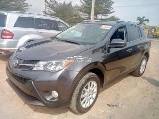 Foreign used 2015 Rav4