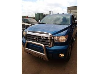 Foreign used 2010 tundra