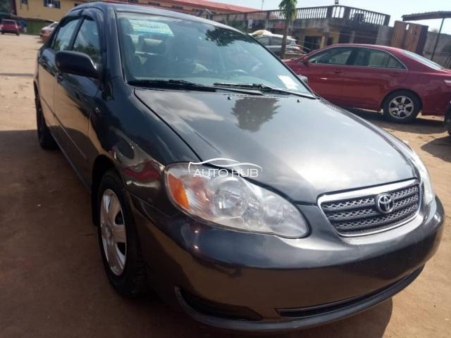 Foreign used 2008 corolla