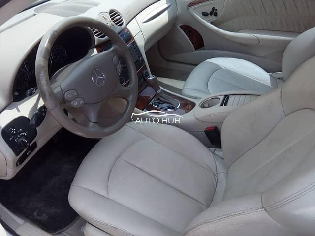 Mercedes  Benz CLK350