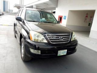 Local used 2005 Lexus gx470