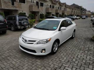 Foreign used 2011 corolla
