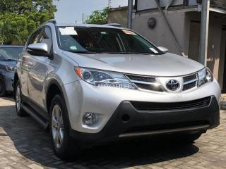 Foreign used 2015 RAV4 XLE