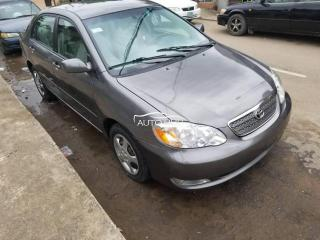 Foreign used 2006 corolla