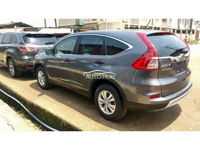 Foreign used 2016 Honda CRV