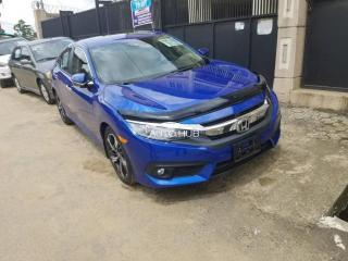 Foreign used 2016 HONDA CIVIC