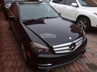 2011 Mercedes C350