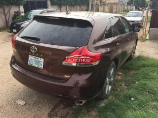 Toyota venza full option