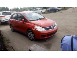 Foreign used 2009 Nissan versa