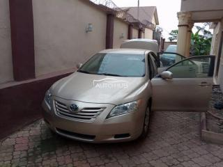 Toks 2007 Toyota Camry LE