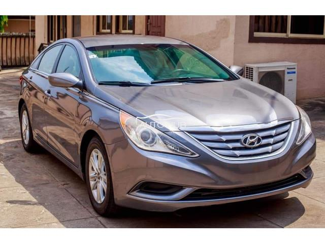 Foreign used 2013 Sonata
