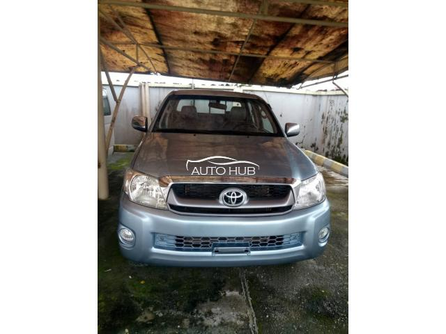 Local used 2010 hilux