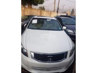 Toks 2008 Honda accord