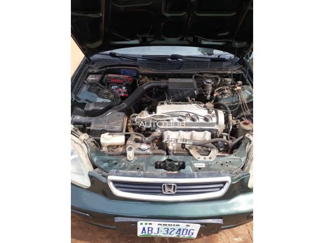 Honda baby boy