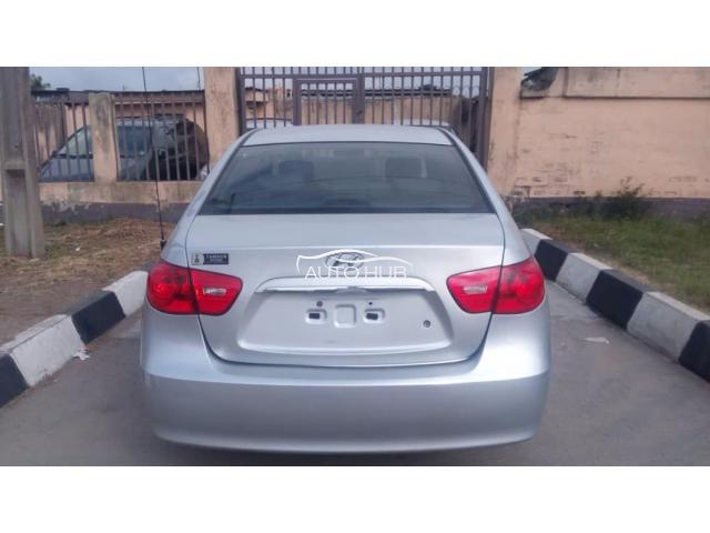 2007 Hyundai Elantra