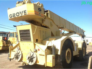 Grove Rt 750, 50tons crane
