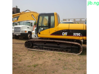 Caterpillar Excavator 320CL