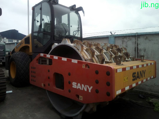 Sany Roller 18 Tons