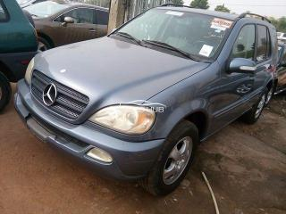 Mercedes Benz ml350 2003