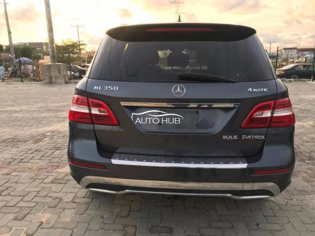 Mercedes Benz ml350 2012