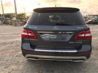 Mercedes Benz ml350 2012