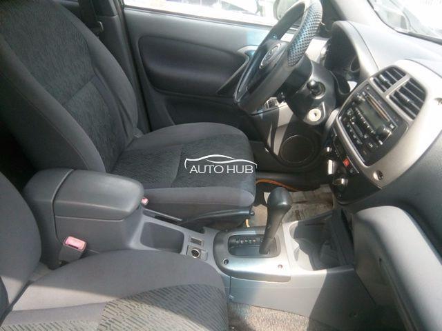 Toyota rav4 2003
