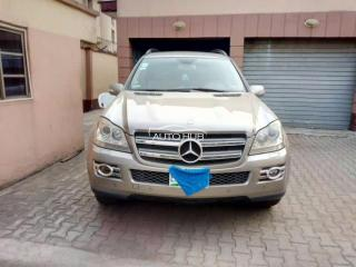Mercedes Benz gl450 2007