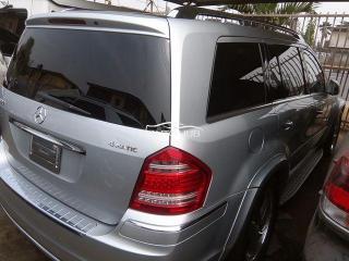 Mercedes Benz gl550 2012