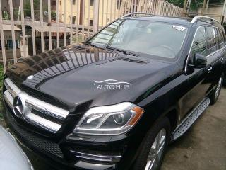Mercedes Benz gl450 2014