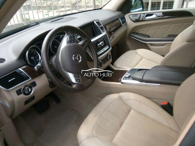 Mercedes Benz gl450 2014