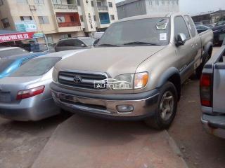 Toyota tundra 2002