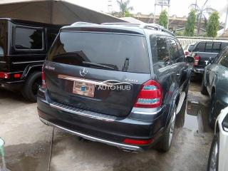 Mercedes Benz gl550 2010