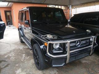 Mercedes Benz G63 2013