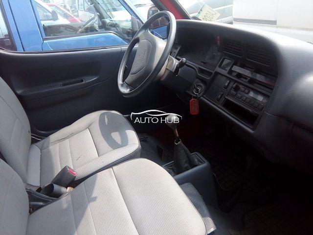 Toyota hiace short 1999