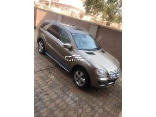 Mercedes Benz ml350 2010