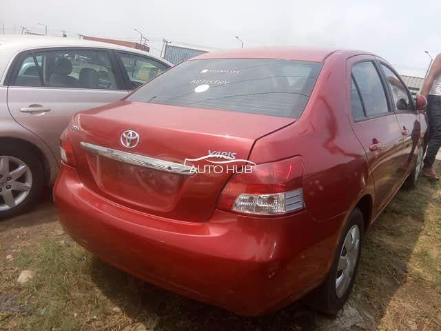 2006 Toyota Yaris Red