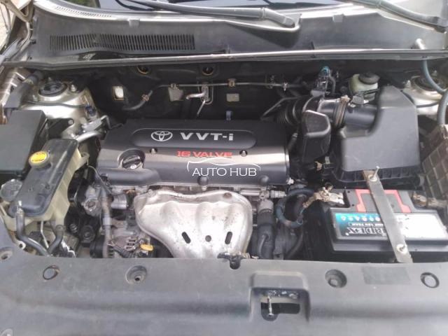 2009 Toyota Rav-4 Silver