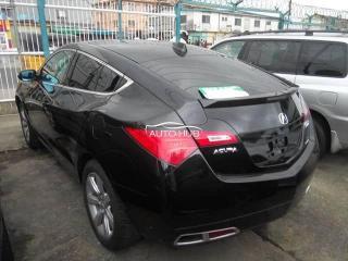 2011 Acura ZDX Black