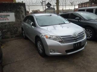 2011 Toyota Venza Silver