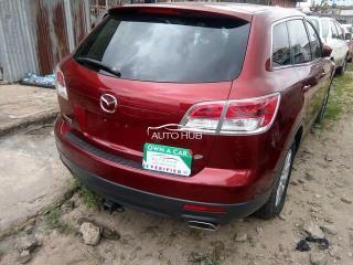 2009 Mazda CX-9 Red