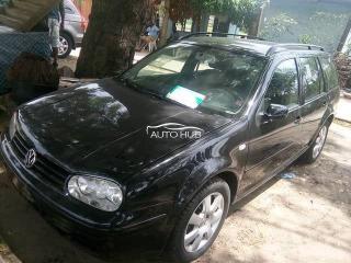 2004 Volkswagen Golf Black