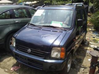 1999 Suzuki Wagon Black