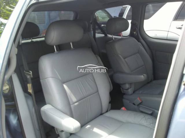 2000 Toyota Sienna XLE Blue