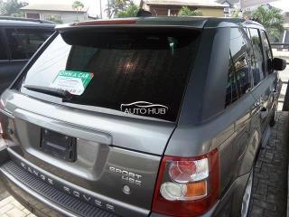 2007 Range Rover Sports Gray