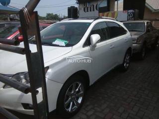 2011 Lexus RX 350 White