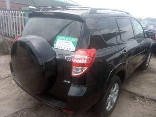 2012 Toyota Rav 4 Black