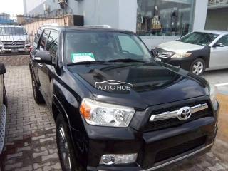 2011 Toyota 4-Runner Black