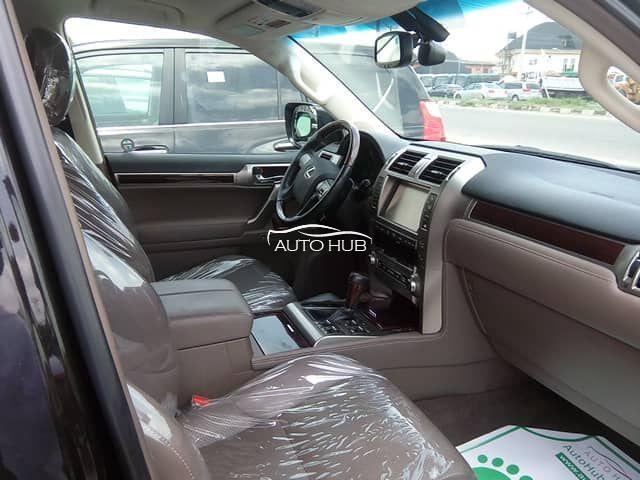 2016 Lexus GX 460 Black
