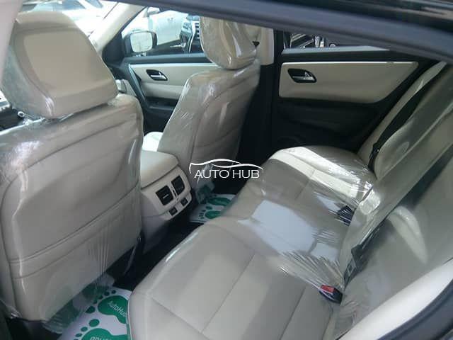 2015 Acura ZDX Black